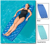 FLOAT PRODUCTS Aquaria Cool Pool Float - Aqua
