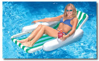 FLOAT PRODUCTS Sunchaser Sling Lounge