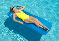 FLOAT PRODUCTS Aquaria Marquis Pool Float - Blue