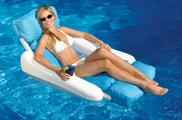 FLOAT PRODUCTS Sunchaser Sunsoft Luxury Lounger