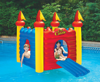 FLOAT PRODUCTS Cool Castle Floating Habitat & Pool